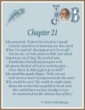 Job Chapter 21