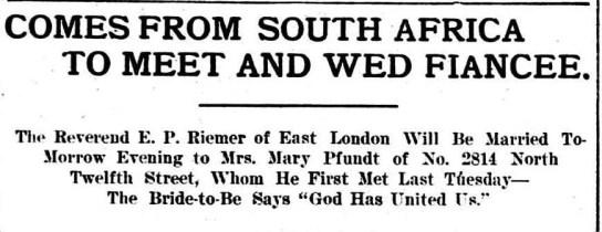 Riemer-Pfundt-Announcement-07-14-1901[2]