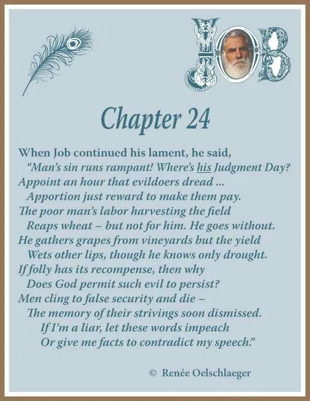 Job-Chapter-24