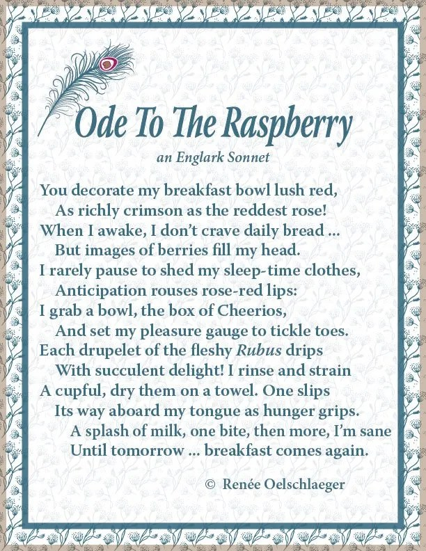 Ode-To-The-Raspberry