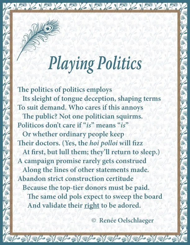 Playing-Politics