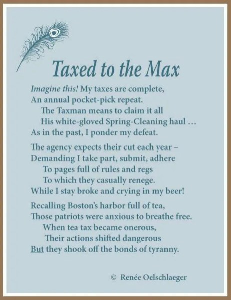 Taxed to the Max
