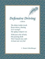Defensive Driving, a Jaleen