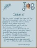 Job Chapter 27