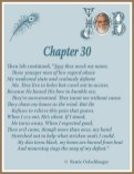 Job Chapter 30