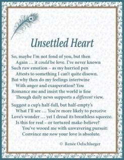 Unsettled Heart