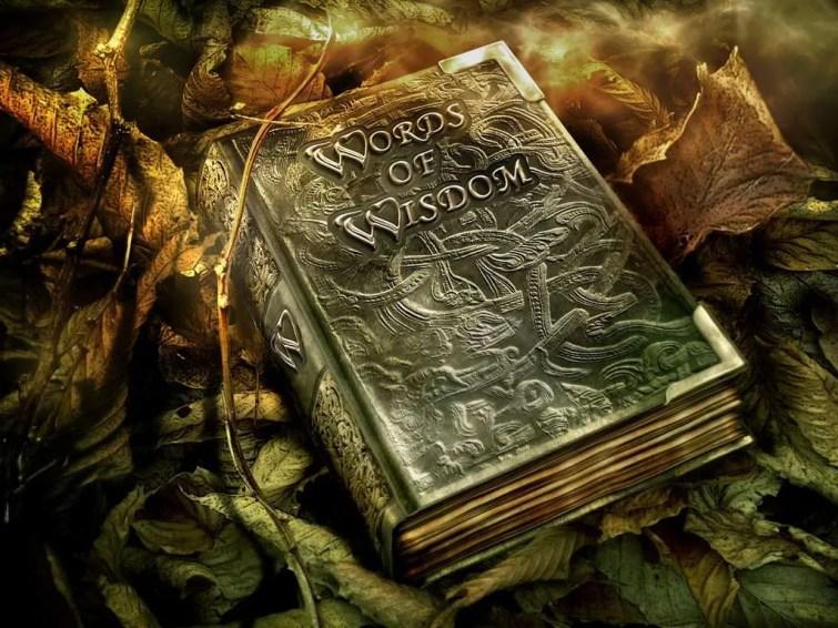 Wisdom-Words-of-wisdom-book