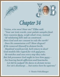 Job Chapter 34