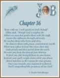 Job Chapter 36