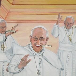 quadro papi francesco paolo