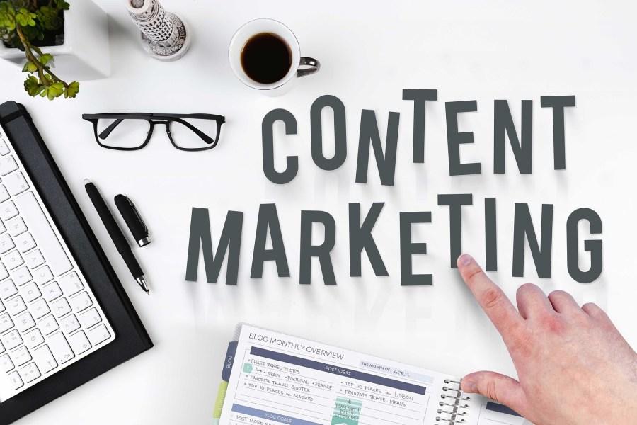 creazione content media marketing