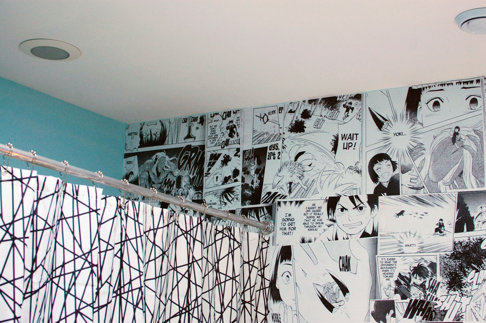 how to make your own anime mural wall Wise Craft Handmade