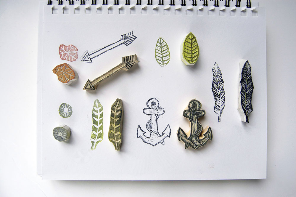 Carving Stamps
