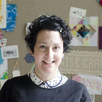 Blair Cathey Stocker of Wise Craft Handmade