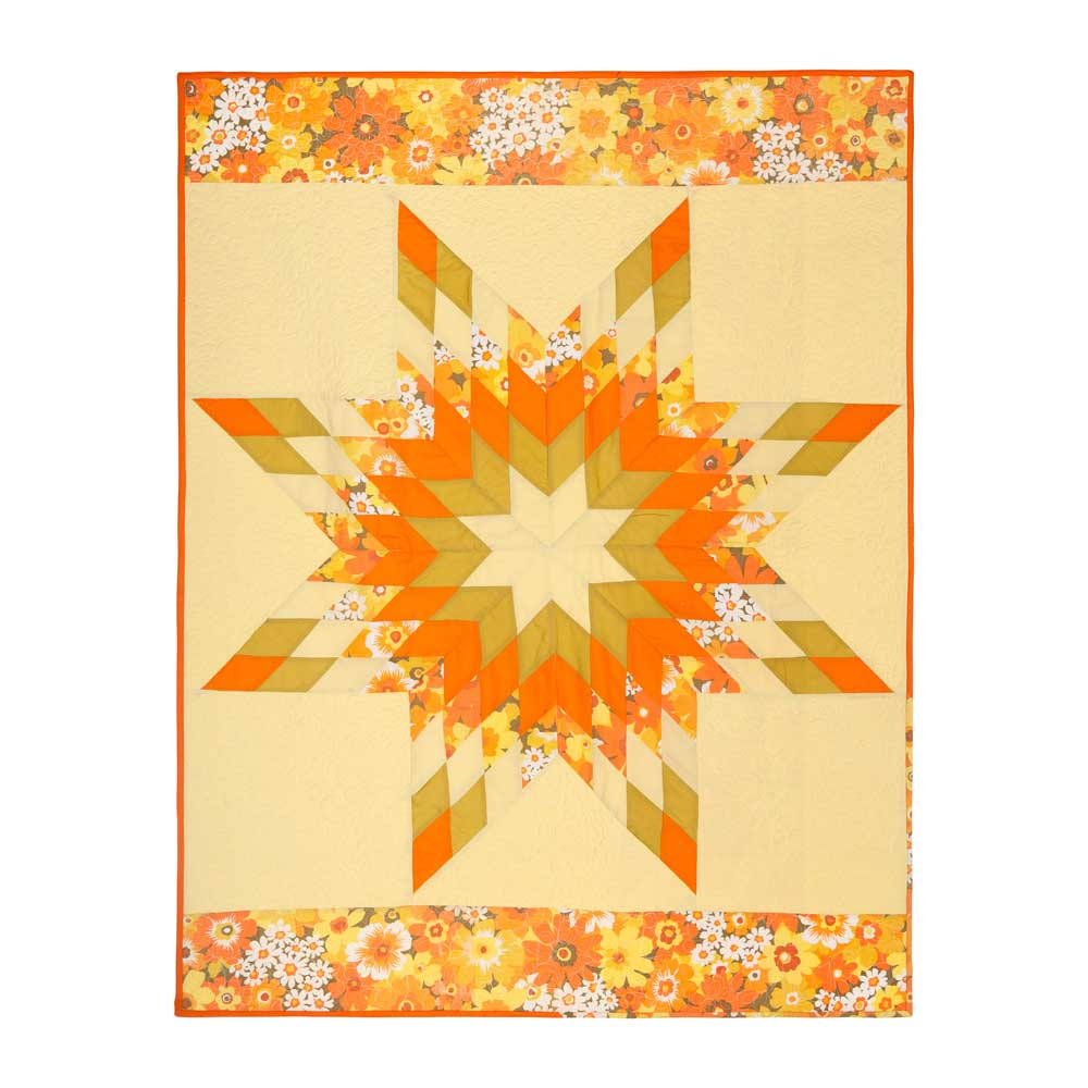Lone Star Quilt by Wise Craft Handmade