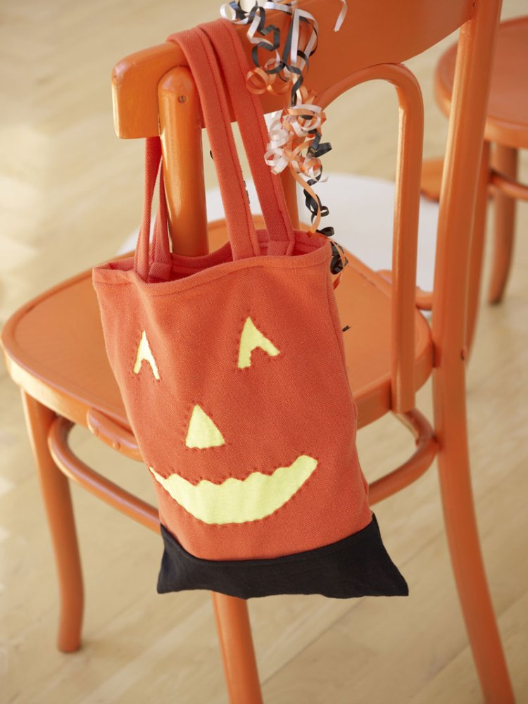 Diy Halloween Trick Or Treat Bags.Diy Halloween Trick Or Treat Bag Wise Craft Handmade