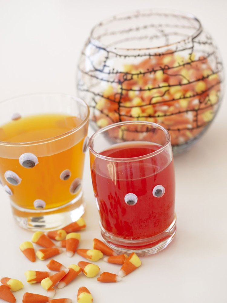 Halloween Party Eyeball Glasses