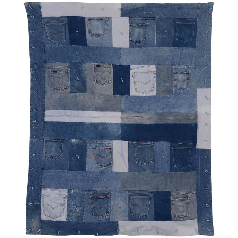 quilts quilt the finished denim quilter passionate a