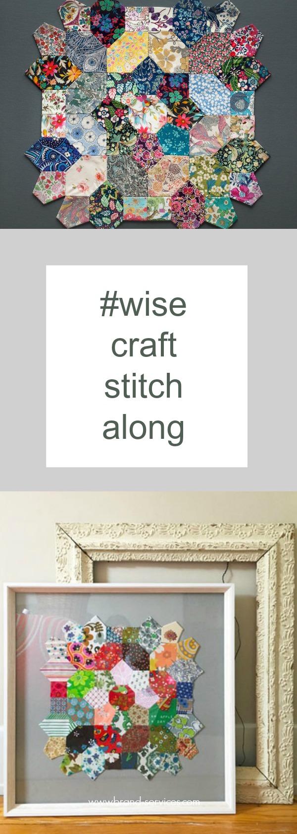 Letu0026#39;s do a Handstitched Stitchalong! - Wise Craft Handmade