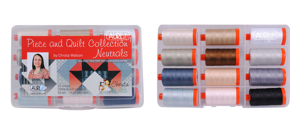 Aurifil thread giveaway