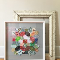 English Paper Piecing kit