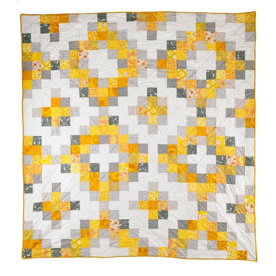Sunshine Medallion Quilt
