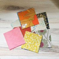 fabric scrap packs