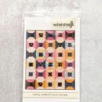 Portal Quilt Pattern