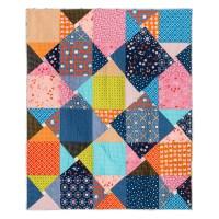 Cotillion Modern Quilt Pattern
