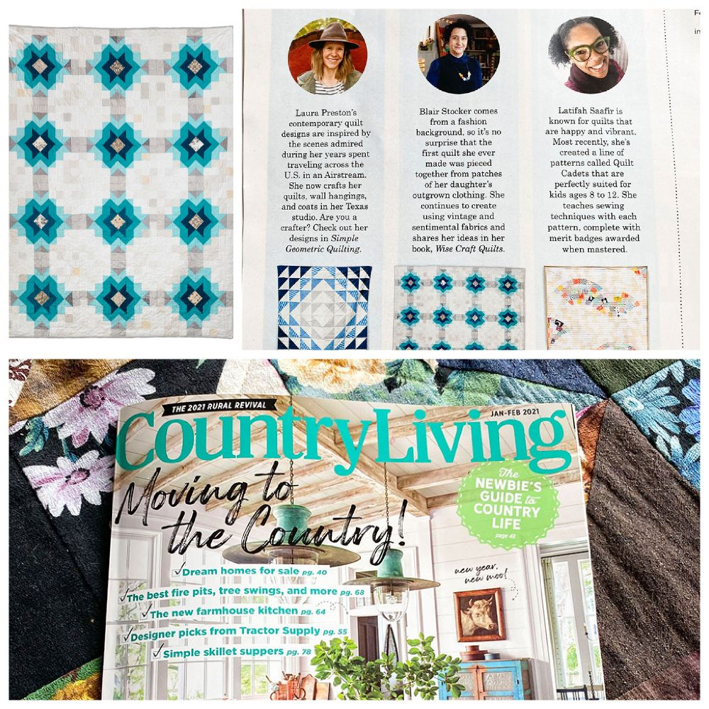 Echo Star in Country Living