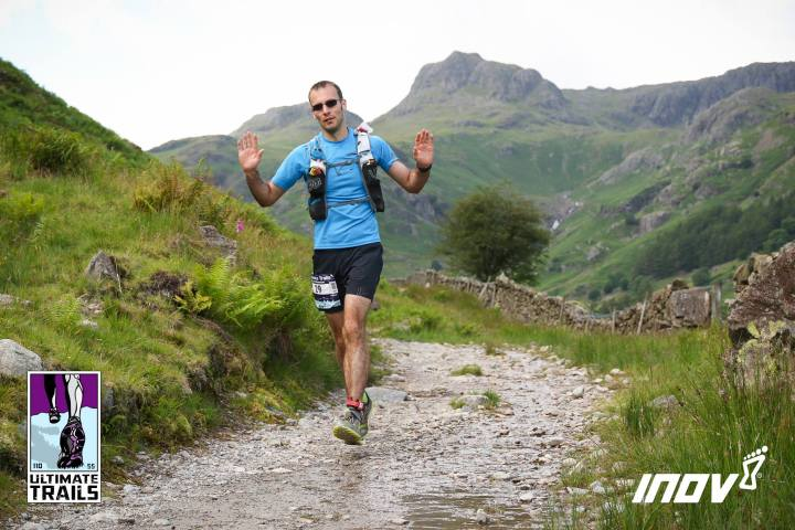 Me running in the Lake District