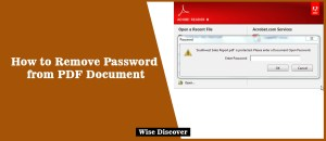How-to-Remove-Password-from-PDF-Document