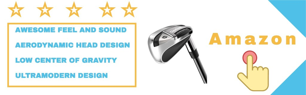 Cleveland Launcher  Irons includes
