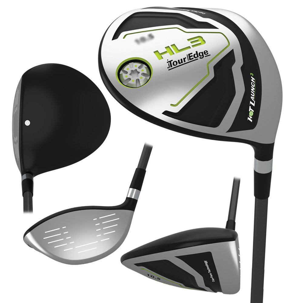 Tour edge  driver first look