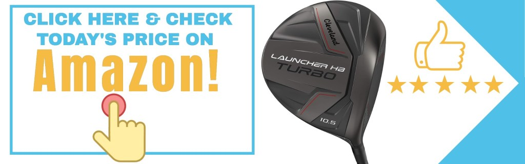 Buy the Cleveland golf launcher turbo driver