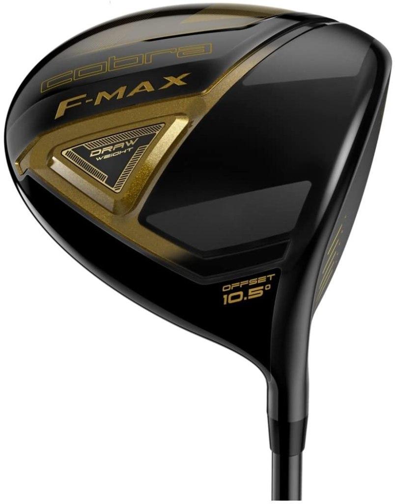 Cobra f-max offset driver feature