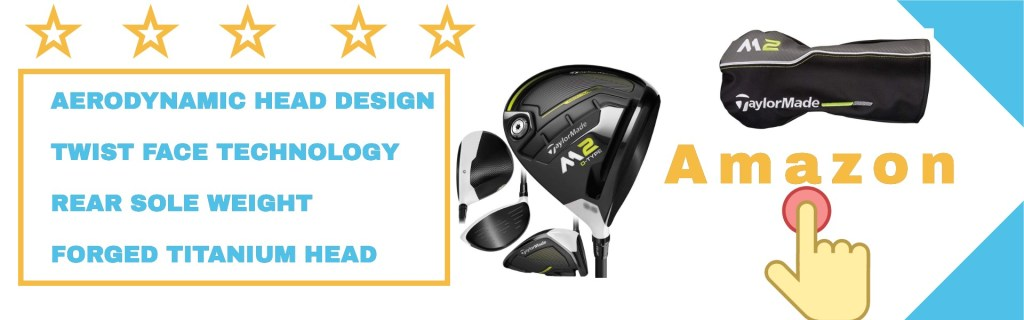 Taylormade M2 driver  2