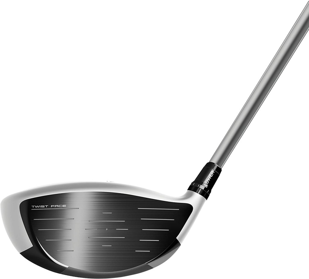 Taylormade m3 driver twist face