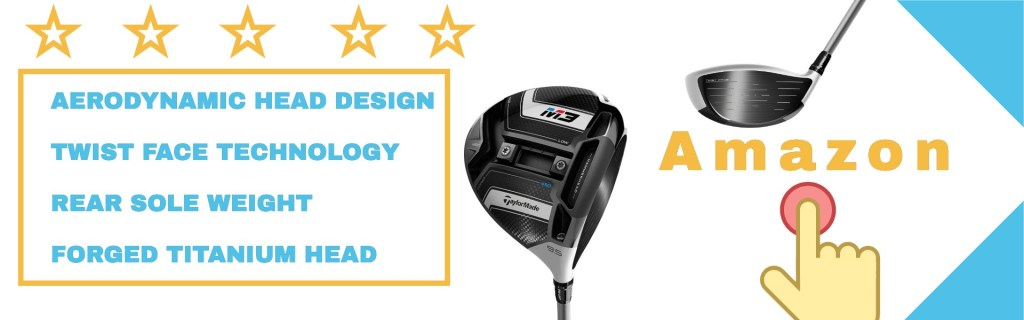 Taylormade m3 driver wow