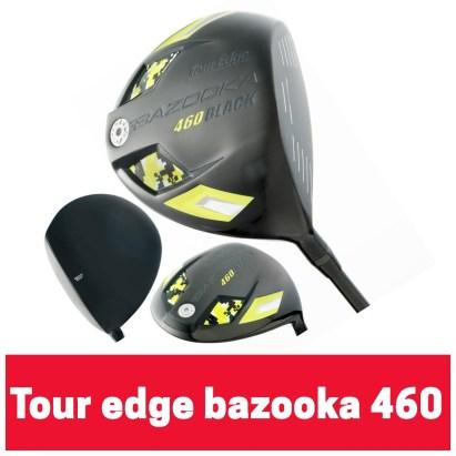 Tour Edge Bazooka 460