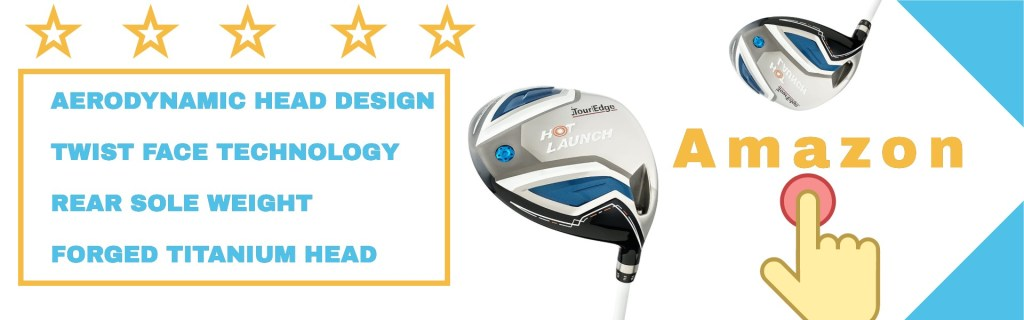 the Tour edge hot launch driver wow