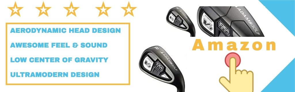 Adams idea tech v3 irons from user experiences