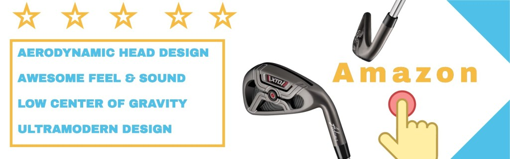 Adams xtd irons from user experiences