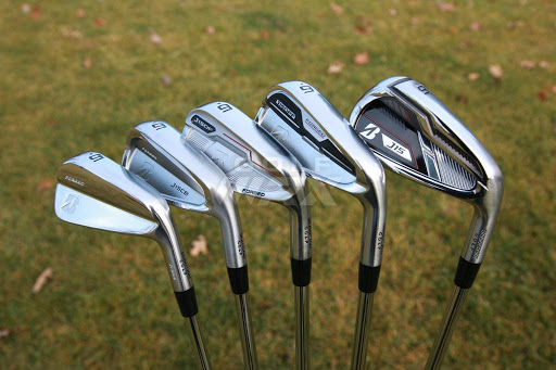 Bridgestone j15 irons featured with a noticeable competitive advantage