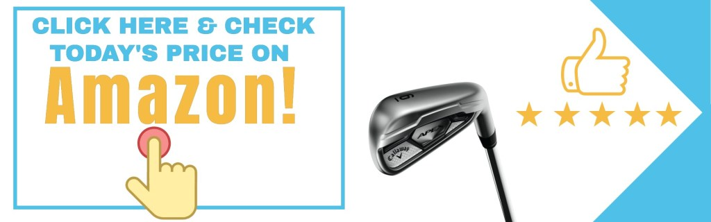 Callaway apex cf16 iron listen  from user experiences