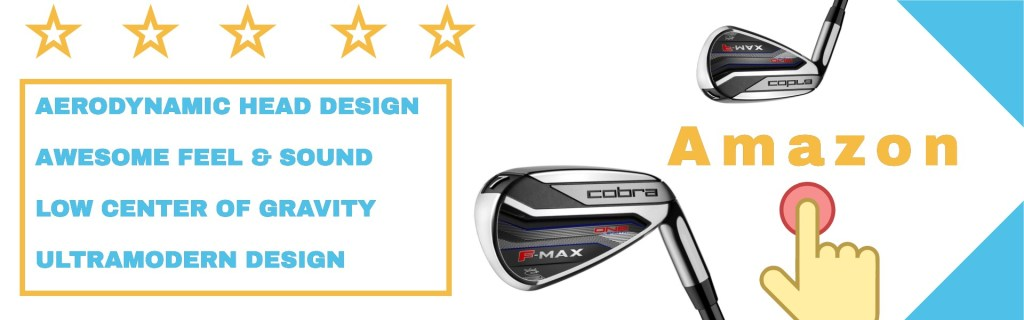 Cobra f max iron from user experiences