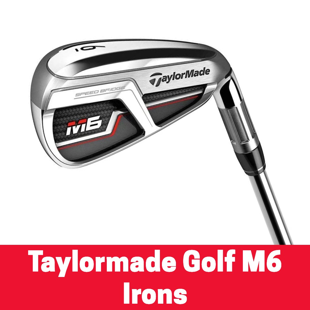 Taylormade Golf M6 Irons
