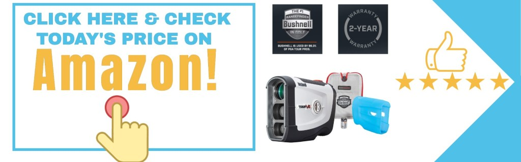 the Bushnell Tour V4 jolt golf laser rangefinder from user experiences