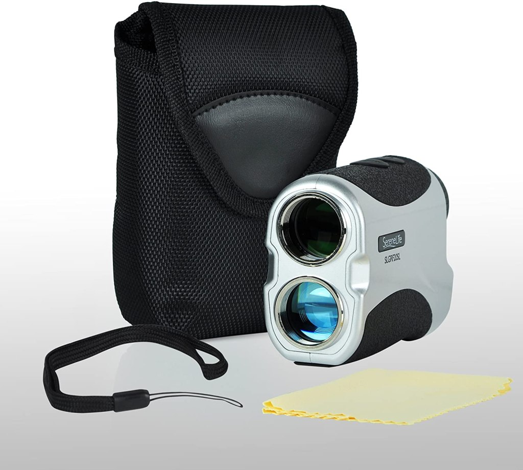 This rangefinder is intended to be very modest to use
