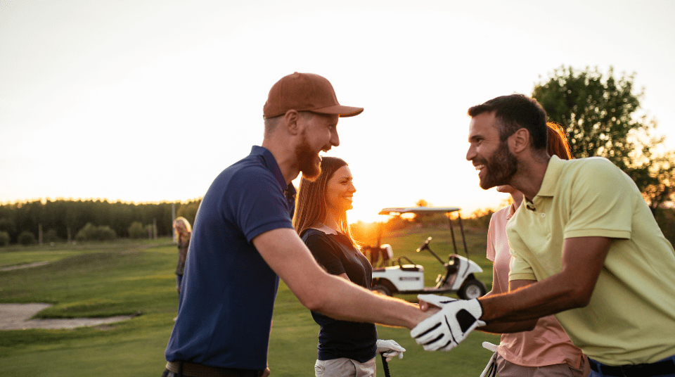 Golf Etiquette for beginner